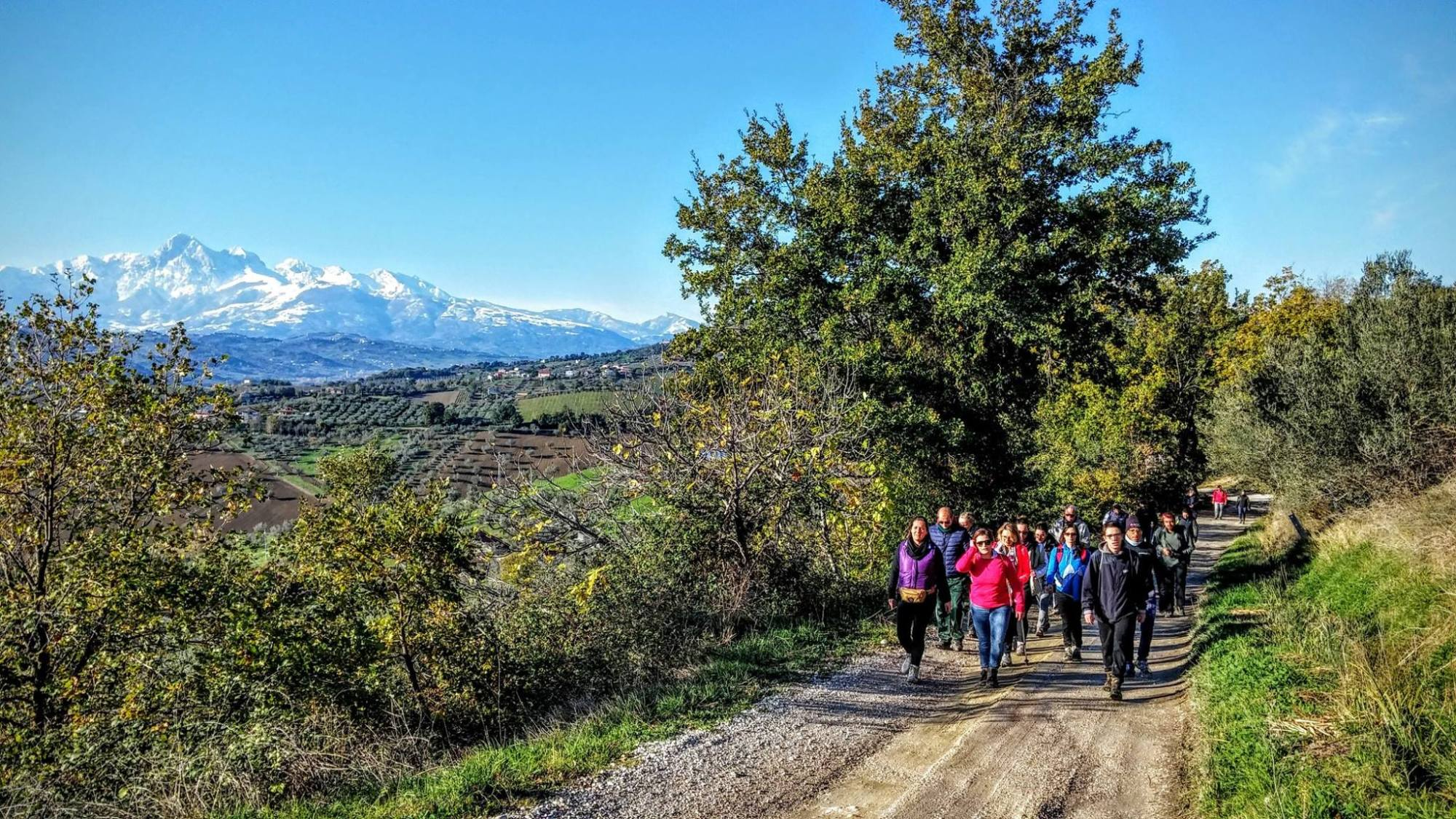 La valle delle Abbazie - www.valledelleabbrazie.it