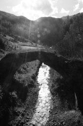 Ponte di Cannavine, Valle Castelllana (TE), Abruzzo - Location/Set, Ananke di Claudio Romano - www.minimalcinema.net