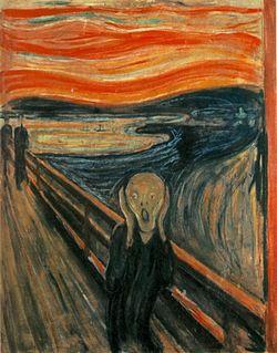 Edvard Munch, Il Grido/Urlo, 1893