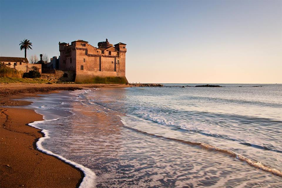 QUATTRO ARTISTI AL CASTELLO a cura di Cecilia Casorati, Castello di Santa Severa - Santa Marinella (RM)