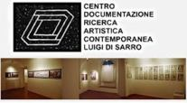 Centro di documentazione della ricerca artistica contemporanea Luigi Di Sarro (Roma) - www.centroluigidisarro.it/