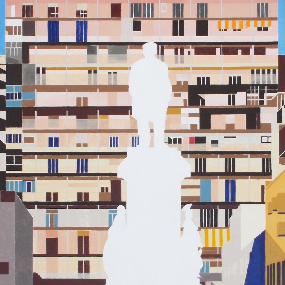 Mary Cinque L'illusione di Dedalo, Centro di documentazione della ricerca artistica contemporanea Luigi Di Sarro (Roma) - www.centroluigidisarro.it/