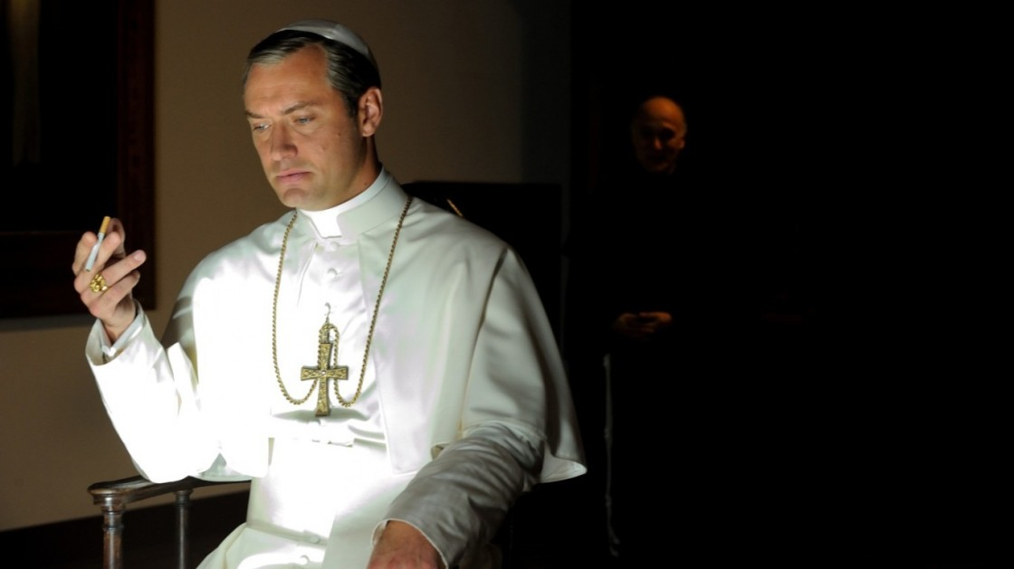 the young pope (presa dal web)