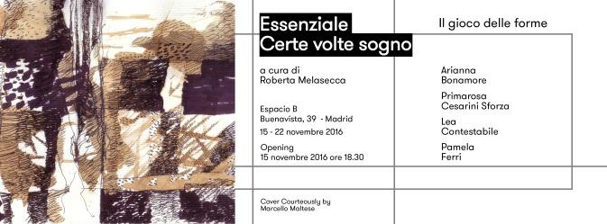 """Cover: Courteously for Melasecca Arte Serie """"Appunti di viaggio"""" by Marcello Maltese"""