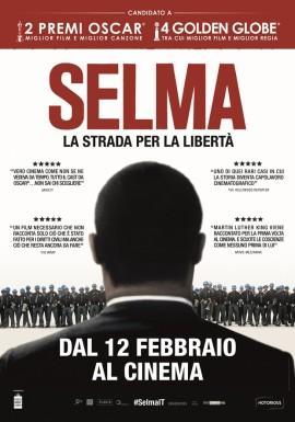Selma - La strada per la libertà (Locandina presa dal web)