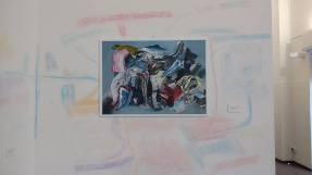 Conduit di Antonio Zappone, Galleria Cesare Manzo - Pescara _dicembre 2016 (ph. Amalia Temperini)