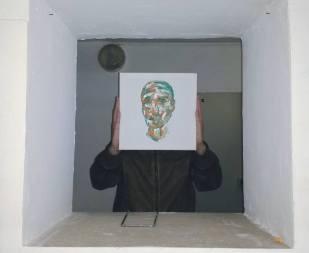 Antonio Zappone, Galleria Cesare Manzo - Pescara _dicembre 2016 (ph. Amalia Temperini)