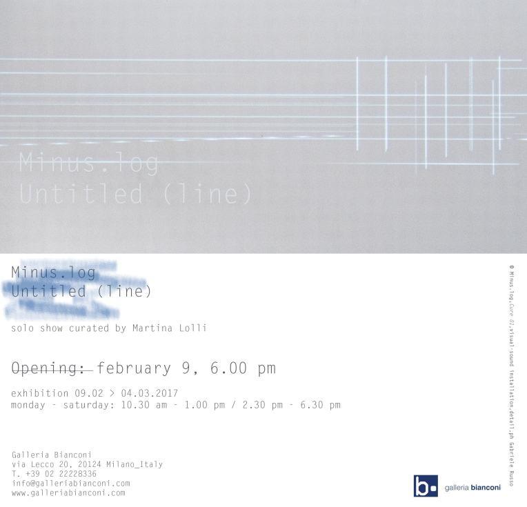 invito_minus-log_opening_gbianconi