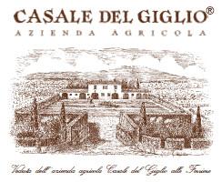 Si ringrazia Casale del Giglio per la degustazione dei vini.