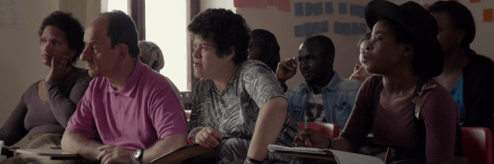 I Migrati - il documentario (frame da video) - diretto da Francesco Paolucci