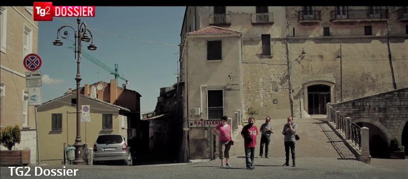 Migrati - il documentario (frame da video) - diretto da Francesco Paolucci