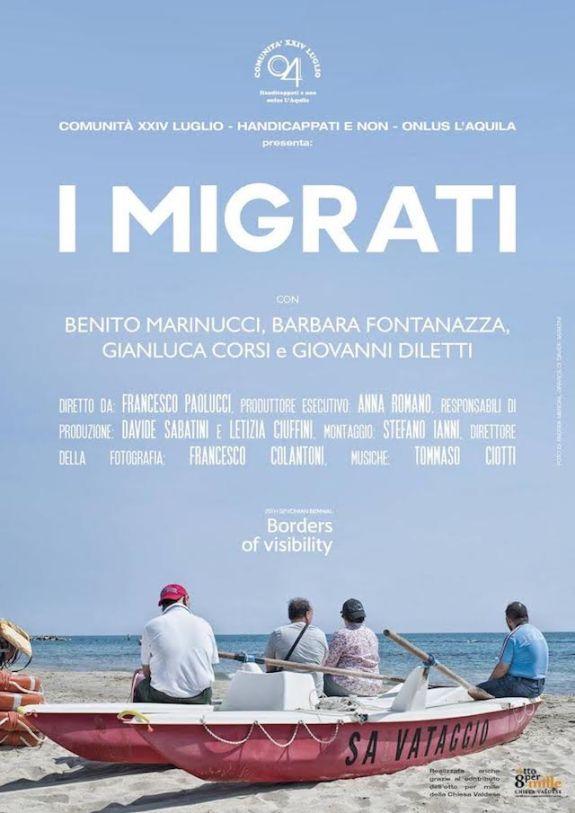 I Migrati - il documentario (manifesto) - diretto da Francesco Paolucci