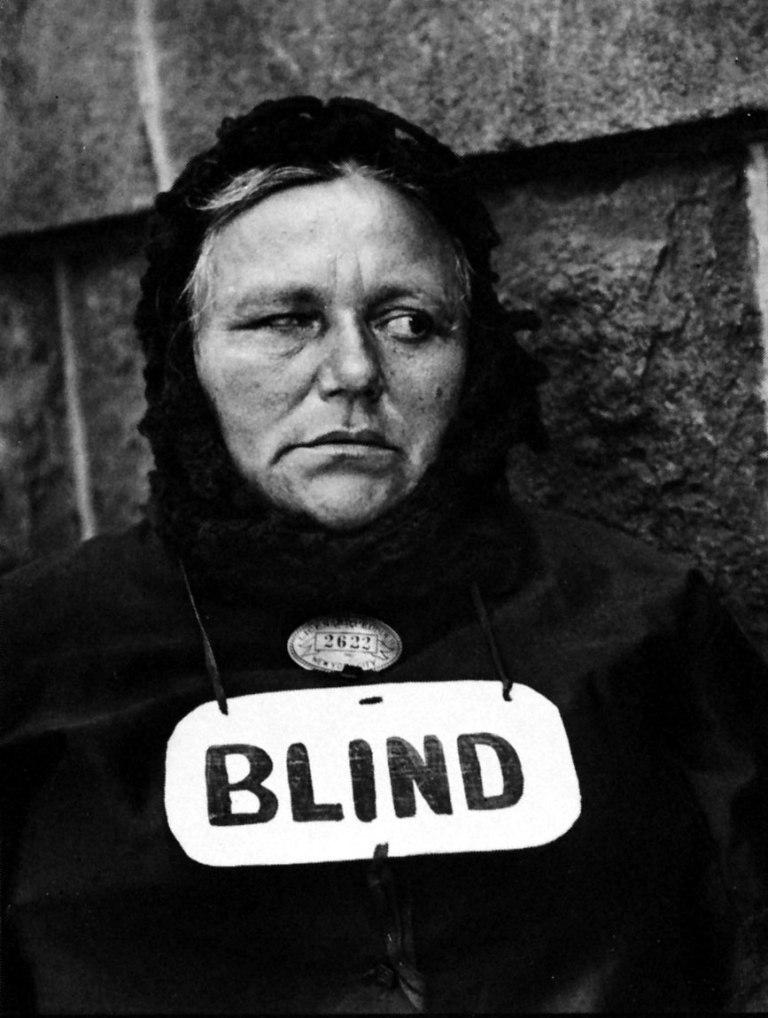 Paul Strand, Blind, 1916 (web)