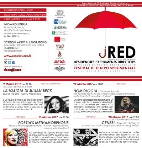 RED Residencies Experiments Directors (programma)