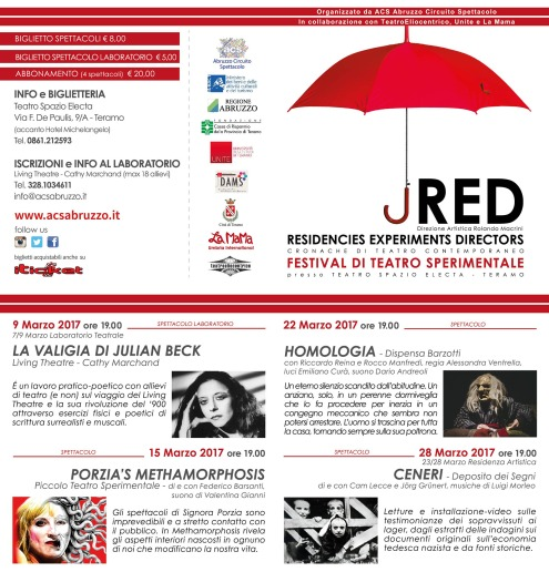 RED Residencies Experiments Directors (programma)