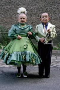 Ulrike Ottinger, Fräulein Mausi und Paulchen, 1981 © Ulrike Ottinger Courtesy Sammlung Goetz, München
