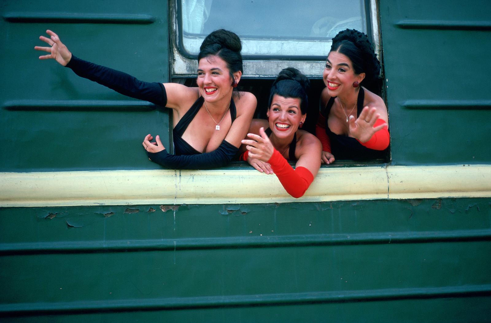 Ulrike Ottinger, Die Kalinka Sisters, 1988, © Ulrike Ottinger Courtesy Sammlung Goetz, München