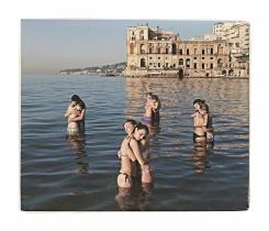 LUCIANO ROMANO, COVER CATALOGO, Imago Mundi, Luciano Benetton Collection Doni, Authors from Campania, giovedì 12 aprile - Museo Madre - Napoli