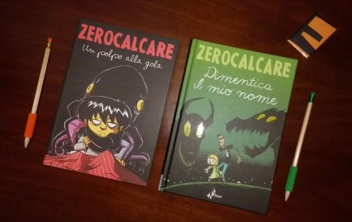 Zerocalcare, Un polpo alla gola (2012) -Dimentica il mio nome (2014) - Bao pubblishing - ph. Amalia Temperini