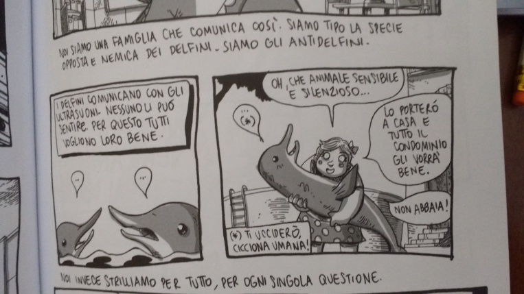 Zerocalcare, Dimentica il mio nome (2014) - Bao publishing - ph. Amalia Temperini