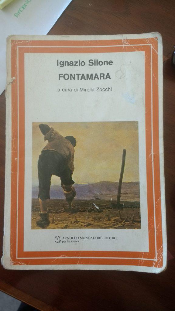 Ignazio Silone, Fontamara, Mondadori, 1989 ph. Amalia Temperini