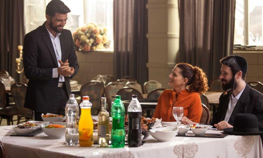 Un appuntamento per la sposa di Rama Burshtein