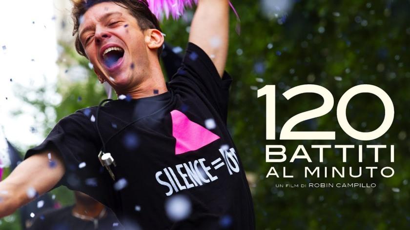 120 Battiti al Minuto di Robin Campillo (Francia, 2017)