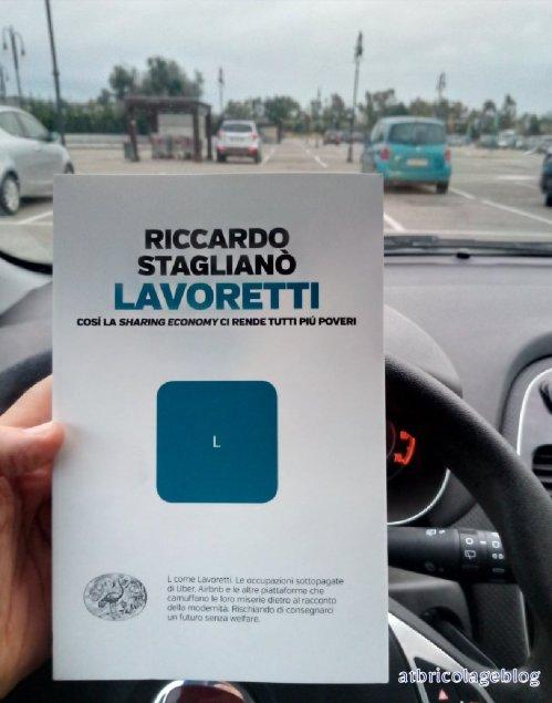 Riccardo Staglianò, Lavoretti, Einaudi, 2018