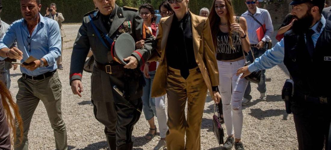 Sono tornato, dettaglio film, di Luca Miniero (2018) - immagine presa dal web