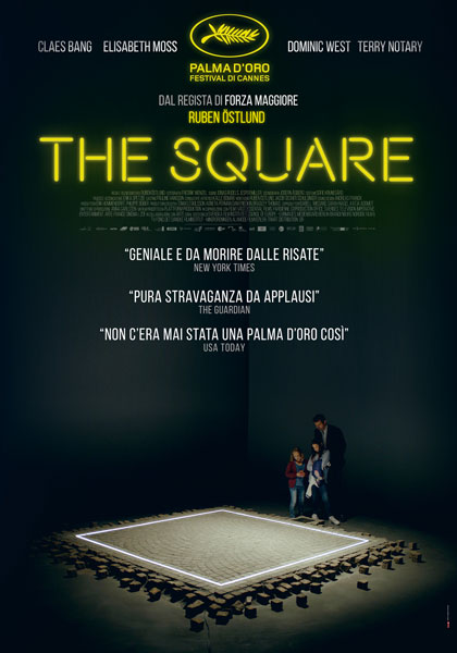 The Square di Ruben Östlund (2017)