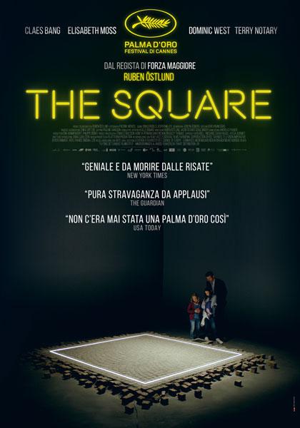 The Square di Ruben Östlund (2017)