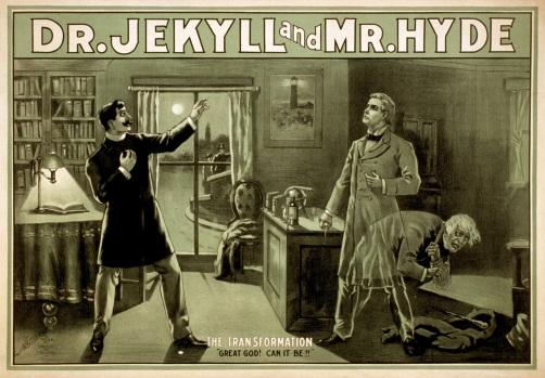 Lo strano caso del dottor Jekyll e del signor Hyde - web