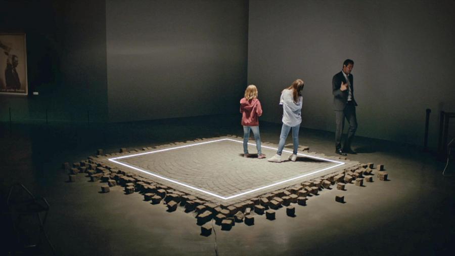 The Square di Ruben Östlund (2017)_dettaglio