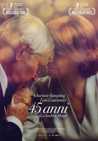 45 anni di Adrew Haigh, Drammatico, Gran Bretagna, 2015