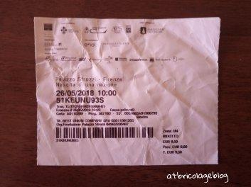 Ticket, Nascita di una Nazione. Tra Guttuso, Fontana e Schifano a cura di Luca Massimo Barbero Firenze, Palazzo Strozzi 16 marzo - 22 luglio 2018 Ph. Amalia Temperini