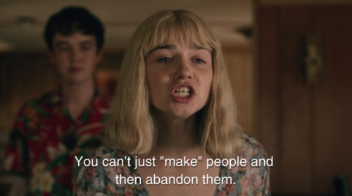 The End of the F***ing World, Netflix, 2017