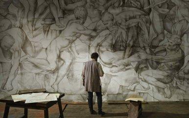 Michelangelo - Infinito di Emanuele Imbucci (SKY/Lucky Red 2018)