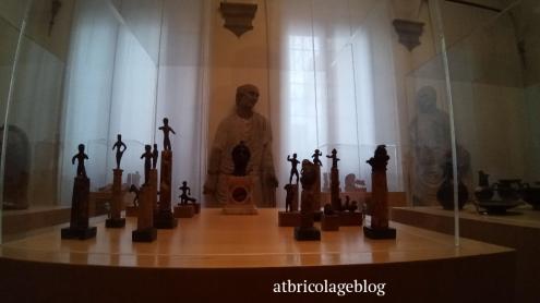 Museo Casa Buonarroti, sezione area archeologica ph. Amalia Temperini