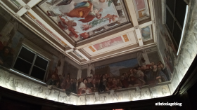 Museo Casa Buonarroti, Lo studio, ph. Amalia Temperini