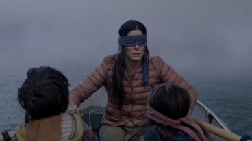 Bird box, Netflix, 2018