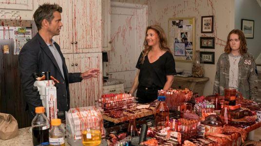 Santa Clarita Diet, Netflix, stagione, 1-2-3, 2019