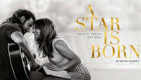 A star is born, manifesto, regia di bradley cooper, 2018