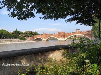 Adige, Ponte di Castelvecchio, Verona - ph. Amalia Temperini