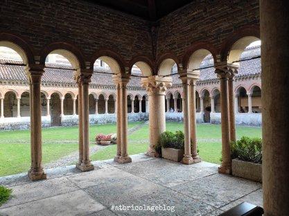 Chiostro della Basilica di San Zeno, Verona - ph. Amalia Temperini