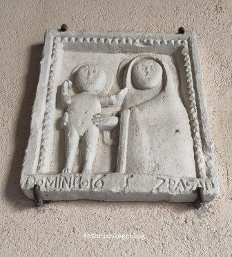 Chiostro dei Canonici, Vescovado, Santa Maria Matriarcale, Verona - Ph. Amalia Temperini