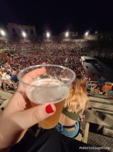 In attesa, Arena di Verona - ph. Amalia Temperini