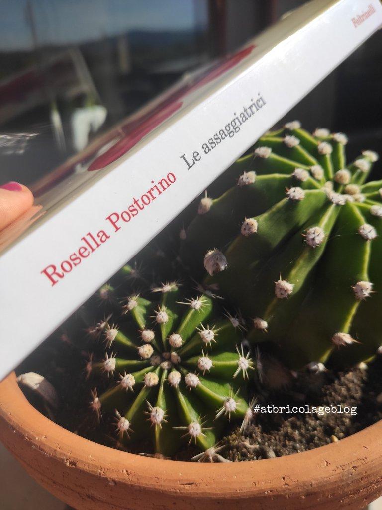 Le assaggiatrici - Rossella Postorino, Feltrinelli, 2018 - ph. Amalia Temperini