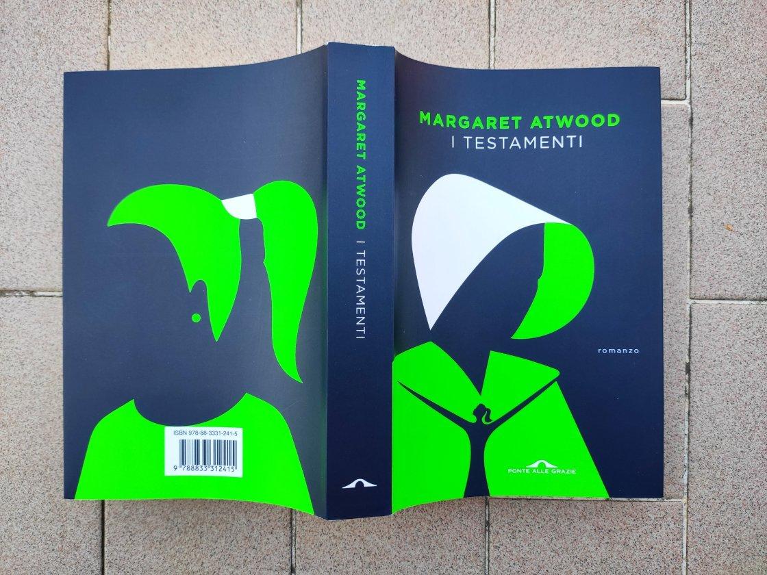 Margaret Atwood, I testamenti, ponte alle grazie - ph. Amalia Temperini