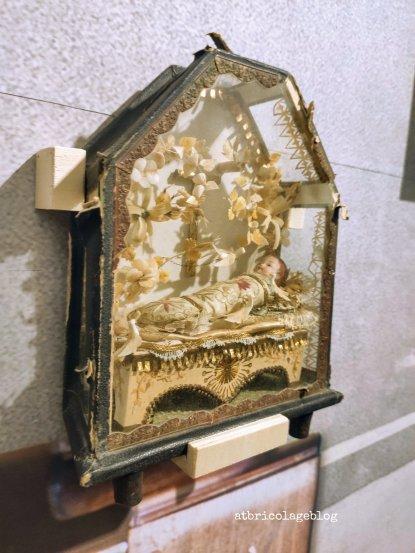 Bambinello Rubacuori a cura di Vincenzo Maria La Mandola, Museo Capitolare, Atri, Teramo - ph. Amalia Temperini