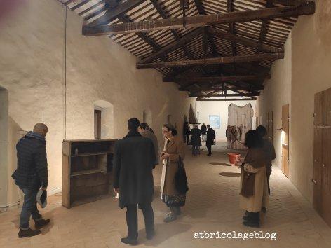Camerlengo. Affidare la comunità a cura di Giorgio D'Orazio, Abbazia di Propezzano, Morro d'oro (TE) - ph. Amalia Temperini